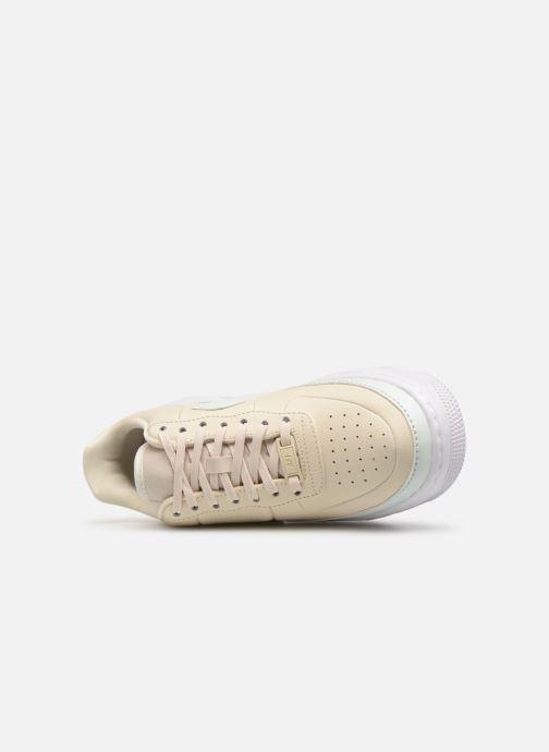 Baskets Nike W Af1 Jester Xx Beige vue gauche