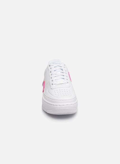 Baskets Nike W Af1 Jester Xx Blanc vue portées chaussures