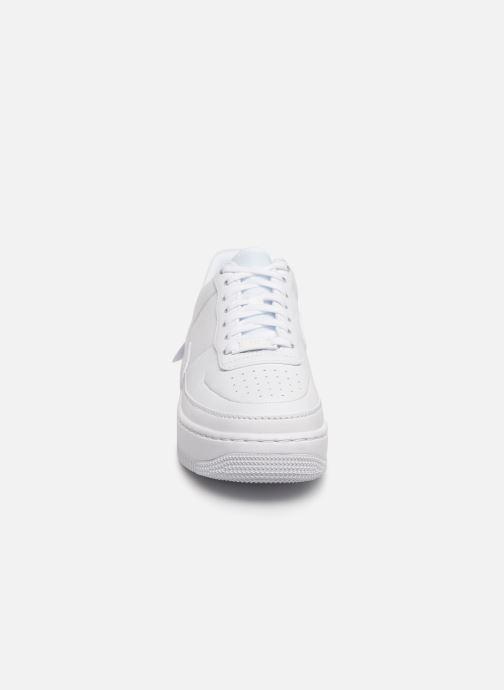 Baskets Nike W Air force 1 Jester Xx Blanc vue portées chaussures