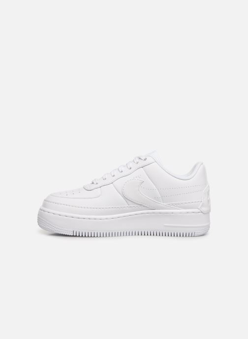Deportivas Nike W Air force 1 Jester Xx Blanco vista de frente