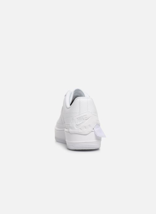 Deportivas Nike W Air force 1 Jester Xx Blanco vista lateral derecha