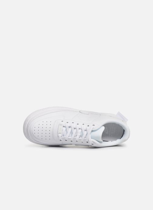 Baskets Nike W Air force 1 Jester Xx Blanc vue gauche