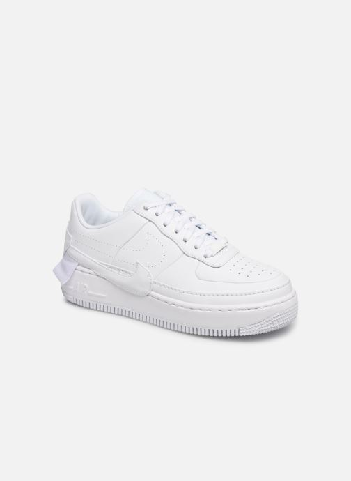 Baskets Nike W Air force 1 Jester Xx Blanc vue détail/paire