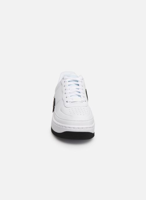 Baskets Nike W Air force 1 Jester Xx Blanc vue portées chaussures