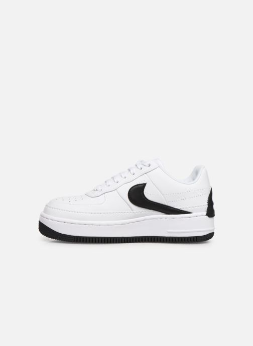 Baskets Nike W Air force 1 Jester Xx Blanc vue face