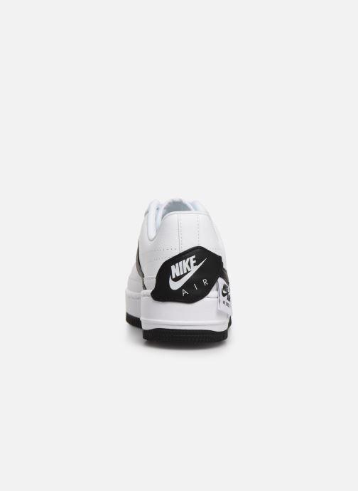 Sneaker Nike W Air force 1 Jester Xx weiß ansicht von rechts