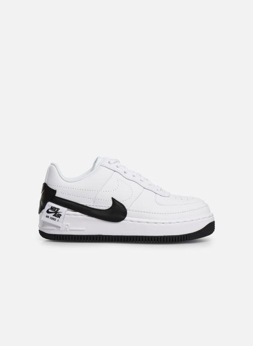 Sneaker Nike W Air force 1 Jester Xx weiß ansicht von hinten