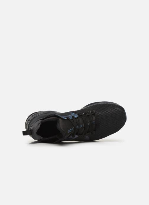 Chaussures de sport Nike W Nike Air Max Bella Tr2 Amd Noir vue gauche