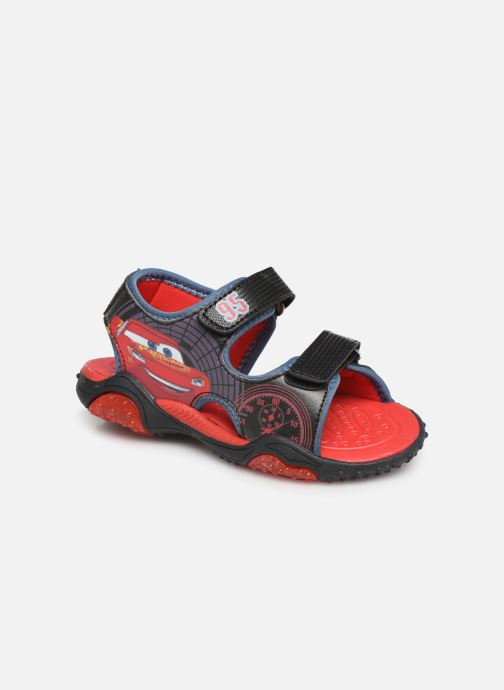 Sandales et nu-pieds Cars Greg Noir vue détail/paire