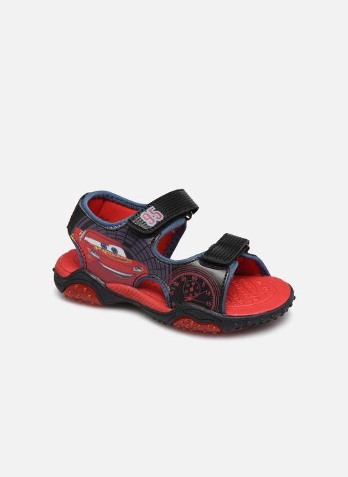 Sandales et nu-pieds Cars Greg Rouge vue détail/paire
