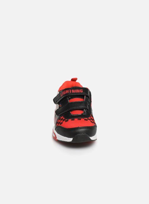 Baskets Cars Gondrand Rouge vue portées chaussures