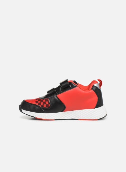 Sneakers Cars Gondrand Rosso immagine frontale