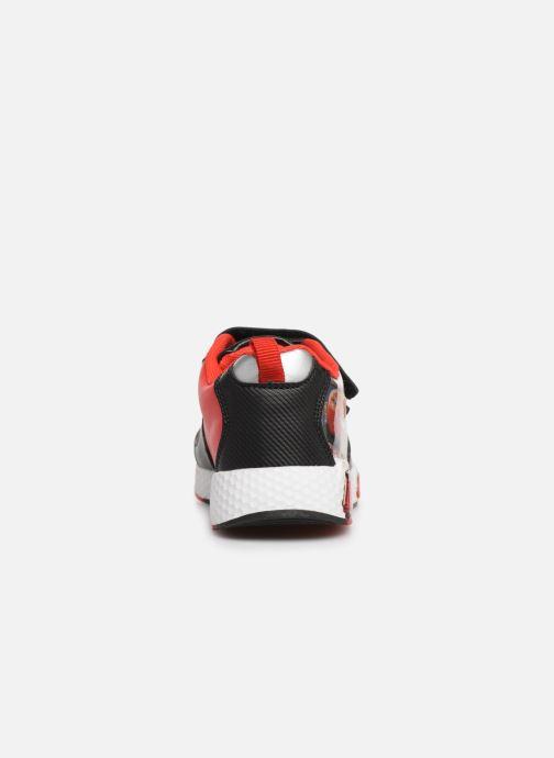 Baskets Cars Gondrand Rouge vue droite