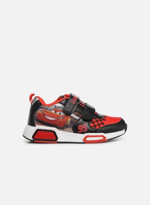 Sneakers Cars Gondrand Rood achterkant