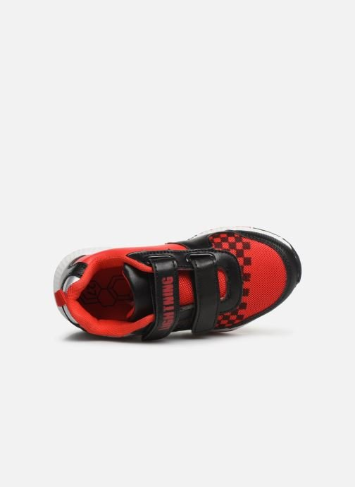 Sneakers Cars Gondrand Rosso immagine sinistra