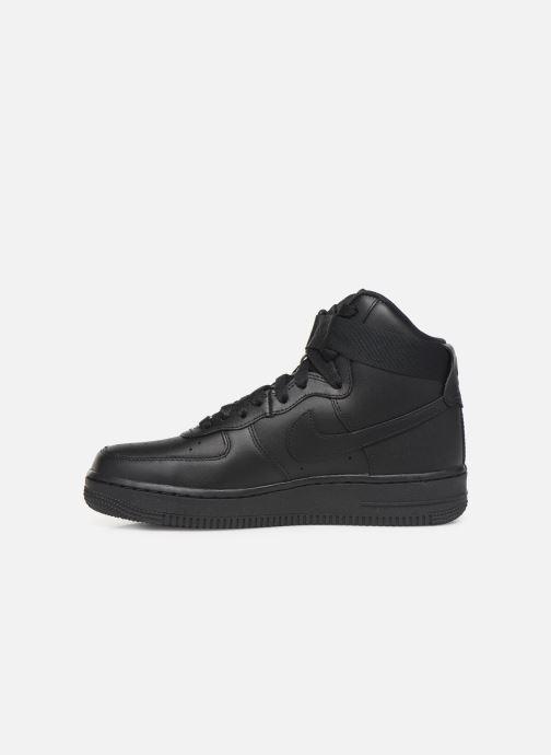 Baskets Nike Wmns Air Force 1 High Noir vue face