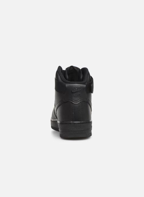 Baskets Nike Wmns Air Force 1 High Noir vue droite