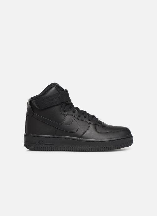 Baskets Nike Wmns Air Force 1 High Noir vue derrière