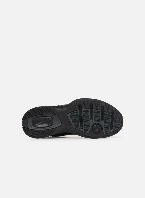 Chaussures de sport Nike Air Monarch Iv Noir vue haut