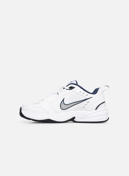 Chaussures de sport Nike Air Monarch Iv Blanc vue face