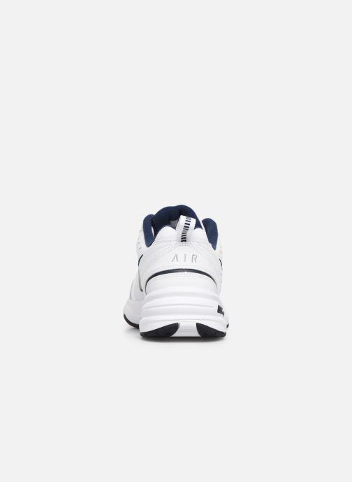 Chaussures de sport Nike Air Monarch Iv Blanc vue droite