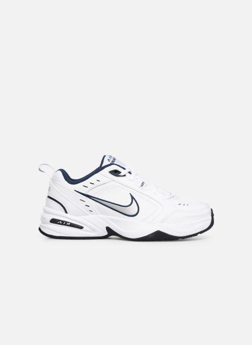 Chaussures de sport Nike Air Monarch Iv Blanc vue derrière