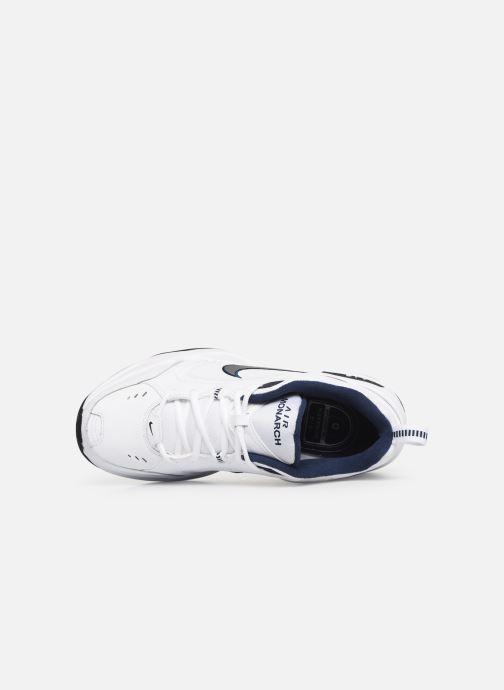 Chaussures de sport Nike Air Monarch Iv Blanc vue gauche