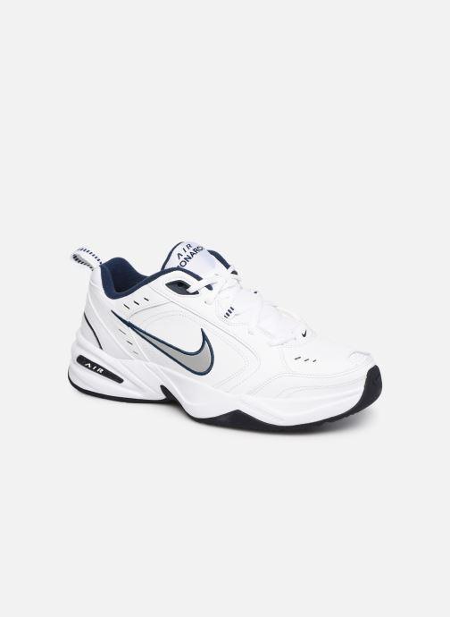 Chaussures de sport Nike Air Monarch Iv Blanc vue détail/paire