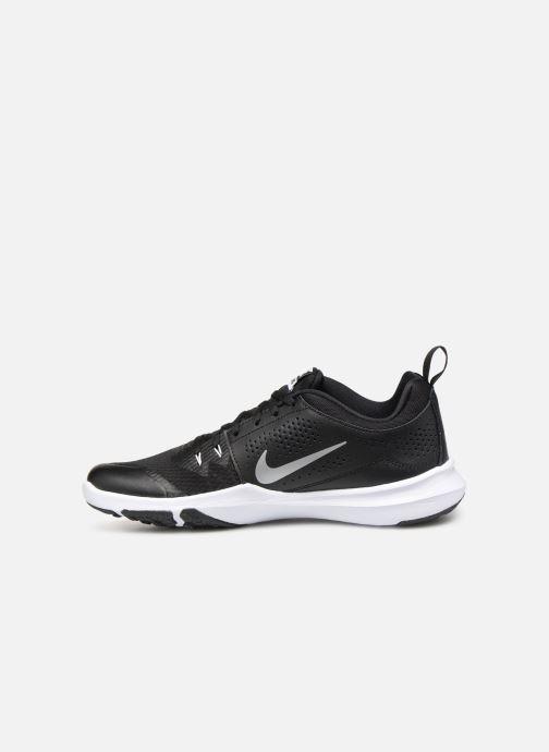 Sportschuhe Nike Nike Legend Trainer schwarz ansicht von vorne