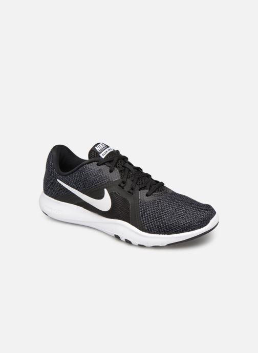 Sportskor Nike W Nike Flex Trainer 8 Svart detaljerad bild på paret