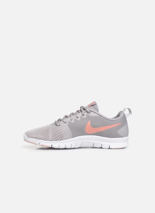Chaussures de sport Nike Wmns Nike Flex Essential Tr Gris vue face