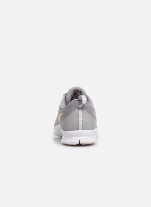 Zapatillas de deporte Nike Wmns Nike Flex Essential Tr Gris vista lateral derecha