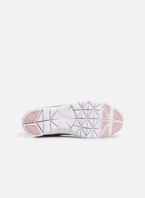 Chaussures de sport Nike Wmns Nike Flex Essential Tr Gris vue haut