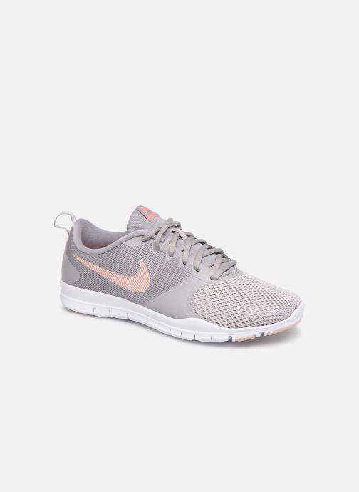 Chaussures de sport Nike Wmns Nike Flex Essential Tr Gris vue détail/paire