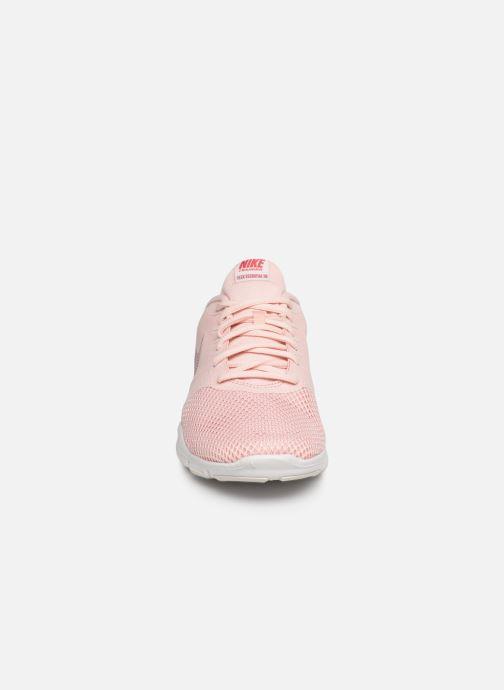 Zapatillas de deporte Nike Wmns Nike Flex Essential Tr Rosa vista del modelo