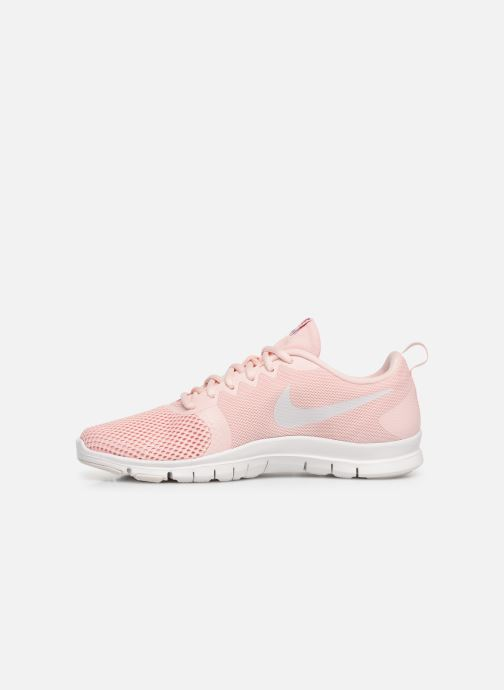 Sport shoes Nike Wmns Nike Flex Essential Tr Pink front view