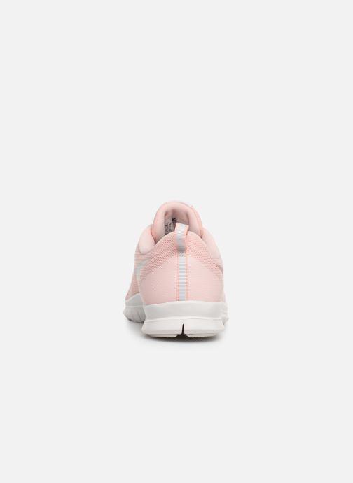 Zapatillas de deporte Nike Wmns Nike Flex Essential Tr Rosa vista lateral derecha
