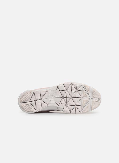 Zapatillas de deporte Nike Wmns Nike Flex Essential Tr Rosa vista de arriba