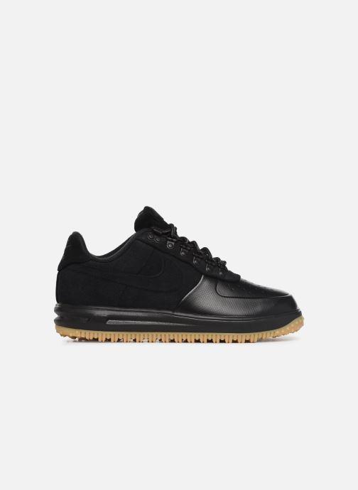 Sneakers Nike Lunar force 1 Duckboot Low Zwart achterkant