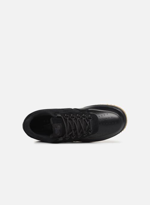 Deportivas Nike Lunar force 1 Duckboot Low Negro vista lateral izquierda