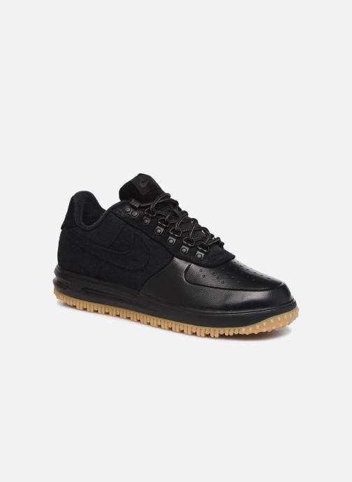 Deportivas Nike Lunar force 1 Duckboot Low Negro vista de detalle / par