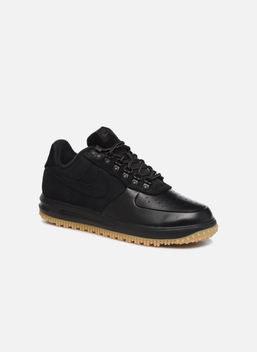 Baskets Nike Lunar force 1 Duckboot Low Noir vue détail/paire