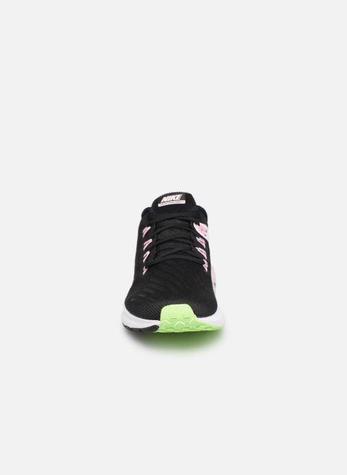 Sportskor Nike W Nike Air Zoom Structure 22 Svart bild av skorna på