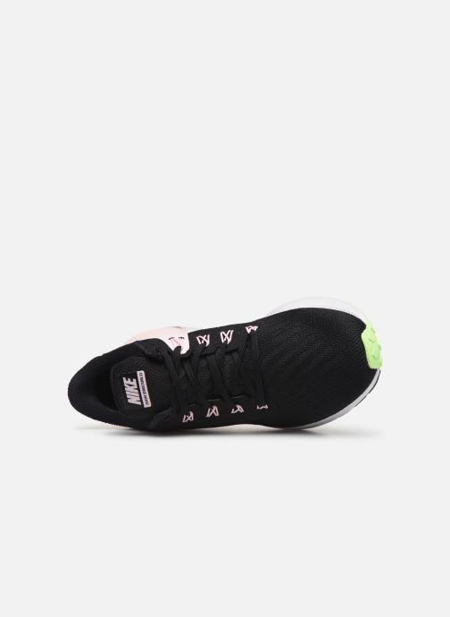 Sportskor Nike W Nike Air Zoom Structure 22 Svart bild från vänster sidan