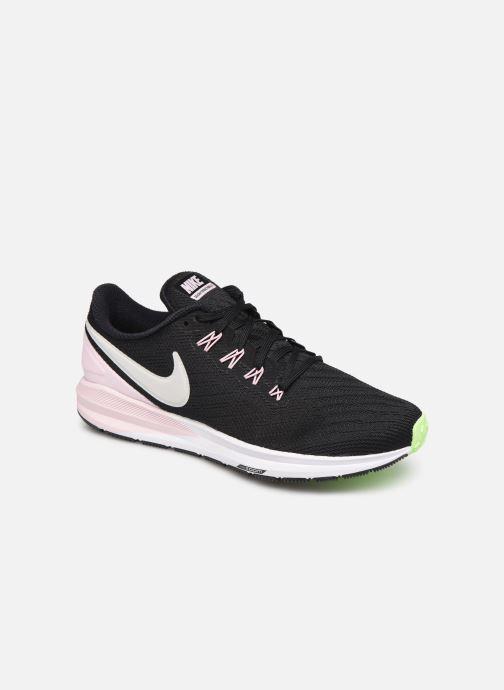 info for f614b 91be7 Chaussures de sport Nike W Nike Air Zoom Structure 22 Noir vue détail paire