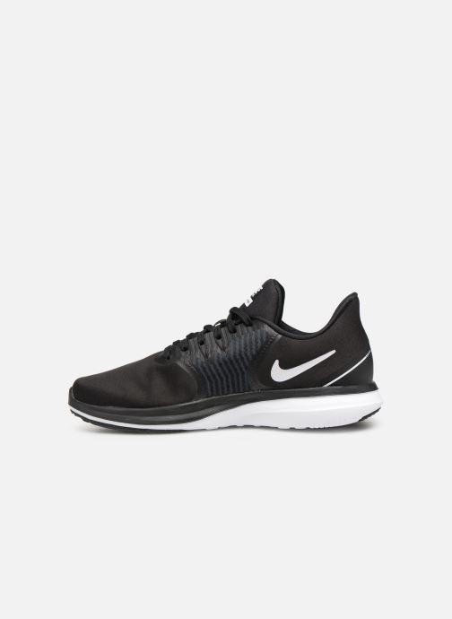 Zapatillas de deporte Nike W Nike In-Season Tr 8 Negro vista de frente