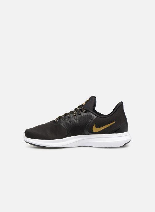 Sport shoes Nike W Nike In-Season Tr 8 Black front view