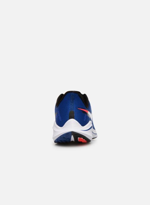 Chaussures de sport Nike Nike Air Zoom Vomero 14 Bleu vue droite