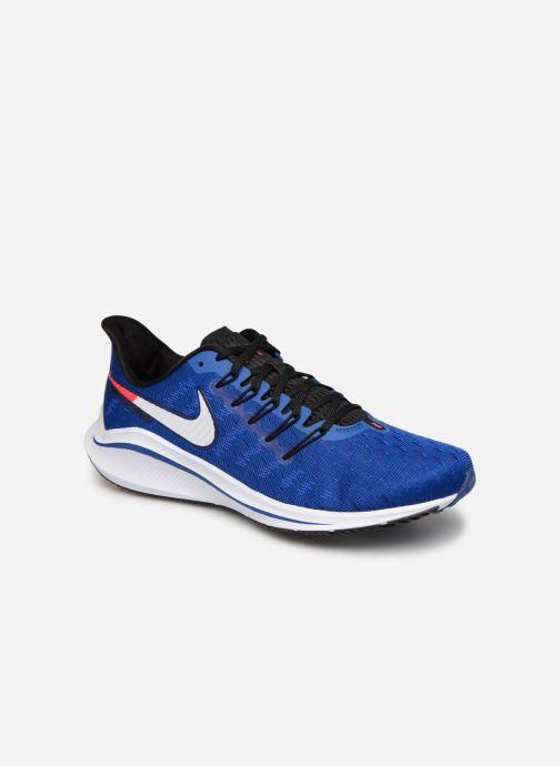 Chaussures de sport Nike Nike Air Zoom Vomero 14 Bleu vue détail/paire