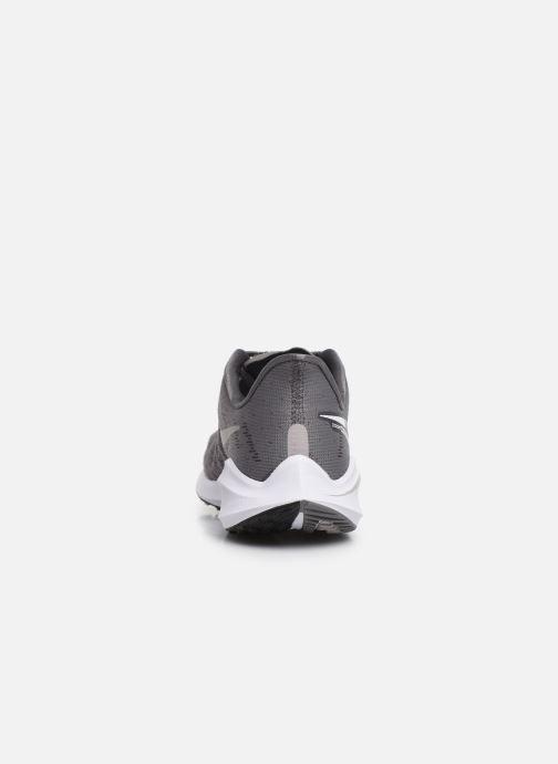 Chaussures de sport Nike Wmns Nike Air Zoom Vomero 14 Gris vue droite